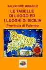 LE TABELLE DI LUOGO ED I LUOGHI DI SICILIA