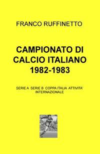 CAMPIONATO DI CALCIO ITALIANO 1982-1983