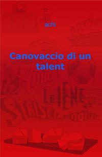 Canovaccio di un talent