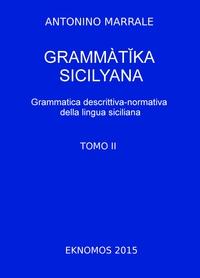 GRAMMÀTĬKA SICILYANA TOMO II