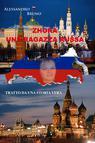 copertina ZHORA UNA RAGAZZA RUSSA