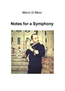 copertina Notes for a Symphony