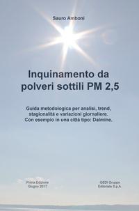 Inquinamento da polveri sottili PM 2,5