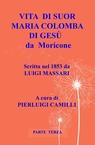 copertina VITA DI SUOR MARIA COLOMBA...