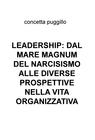 copertina LEADERSHIP: DAL MARE MAGNUM...