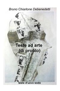 Teste ad arte (di profilo)