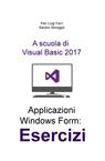 copertina di Applicazioni Windows Form:...