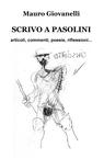 copertina SCRIVO A PASOLINI