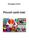 copertina di Piccoli canti miei