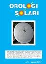 Orologi Solari n. 14