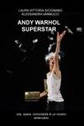copertina ANDY WARHOL SUPERSTAR