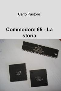 Commodore 65 – La storia