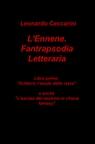 copertina L'Ennene, Fantrapsodia Letteraria