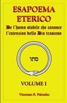 copertina ESAPOEMA ETERICO Volume I