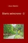 copertina di Diario asincrono – 2