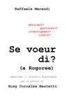 copertina di Se voeur dì (a Rogoree)