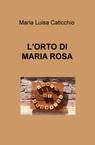 copertina L'ORTO DI MARIA ROSA