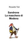copertina Sandrone La maschera di Modena