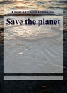 copertina Save the planet