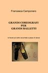 copertina GRANDI COREOGRAFI PER GRANDI...
