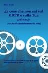 copertina 52 cose che non sai sul GDPR...