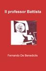 copertina Il professor Battista