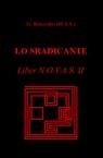 copertina LO SRADICANTE