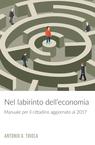copertina di Nel labirinto dell'economia