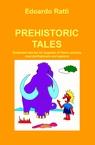 copertina PREHISTORIC TALES