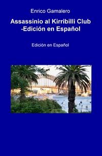 Assassinio al Kirribilli Club -Edición en Español