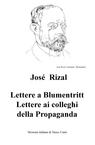 Lettere a Blumentritt, lettere ai colleghi della...