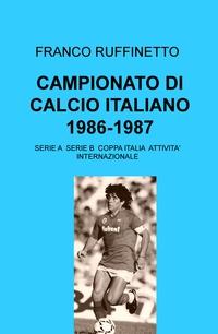 CAMPIONATO DI CALCIO ITALIANO 1986-1987