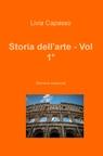 copertina Storia dell'arte – Vol 1°