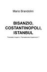 copertina BISANZIO, COSTANTINOPOLI,...