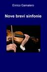 copertina Nove brevi sinfonie