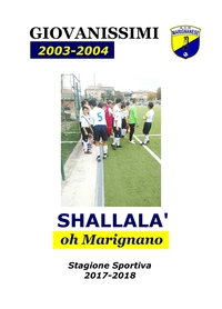 SHALLALA' OH MARIGNANO