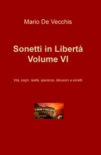 Sonetti in Libertà Volume VI