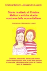 copertina di Diario ricettario di Cristina...