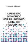 copertina IL PENSIERO ECONOMICO NELL'ILLUMINISMO: L...