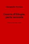 Guerra d'Etiopia, parte seconda