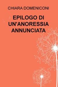 EPILOGO DI UN'ANORESSIA ANNUNCIATA