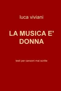 LA MUSICA E' DONNA