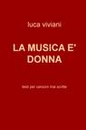 copertina LA MUSICA E' DONNA