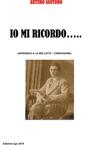 copertina IO MI RICORDO