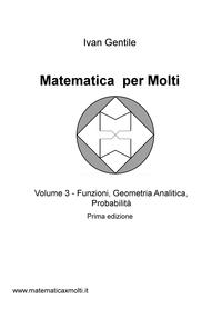 Matematica per Molti 3