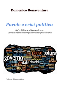 Parole e crisi politica