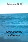 copertina VERSI D'AMORE E D'AMARE