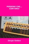 copertina di PERSONE CHE… CONTANO!