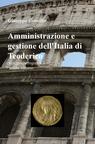Amministrazione e gestione dell'Italia di Teoderico