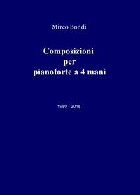 Composizioni per pianoforte a 4 mani